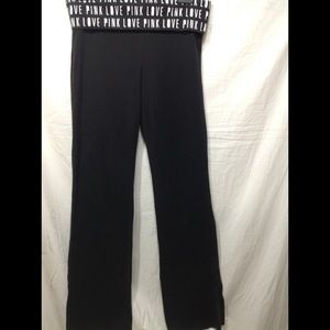 Women's size Medium PINK Yoga pants
